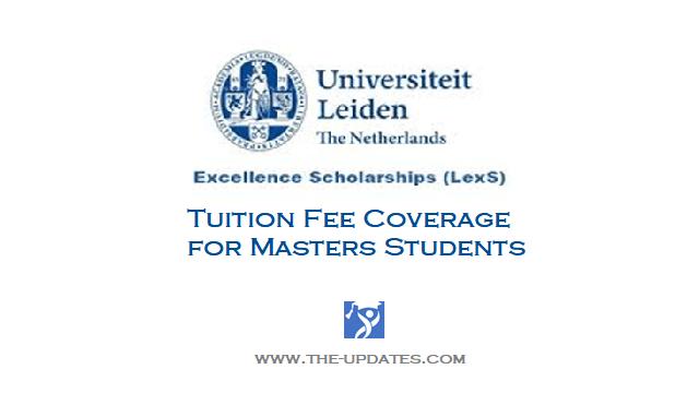 Leiden University Excellence Scholarship (LExS) in Netherlands