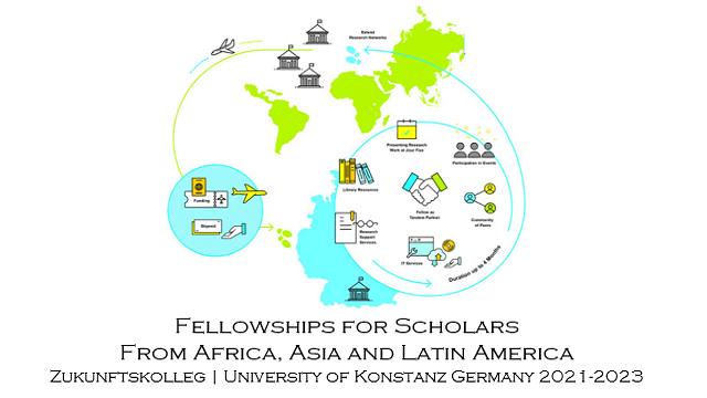 ZUKOnnect Fellowships for Scholars at Zukunftskolleg | University of Konstanz Germany