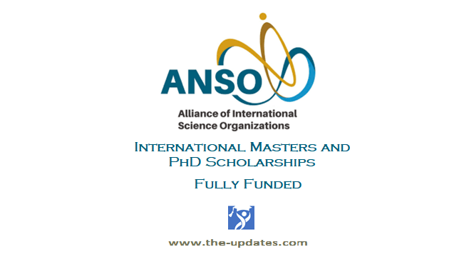 The ANSO Scholarship for Young Talents for International Students in China 2021