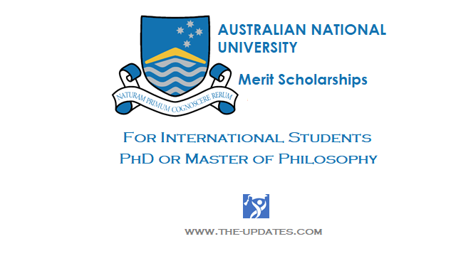 HDR Fee Remission Merit Scholarship for International Students