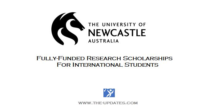 Research Scholarships at Newcastle University Australia 2021