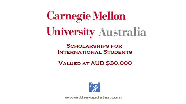 CMU Australia Scholarships for International Students
