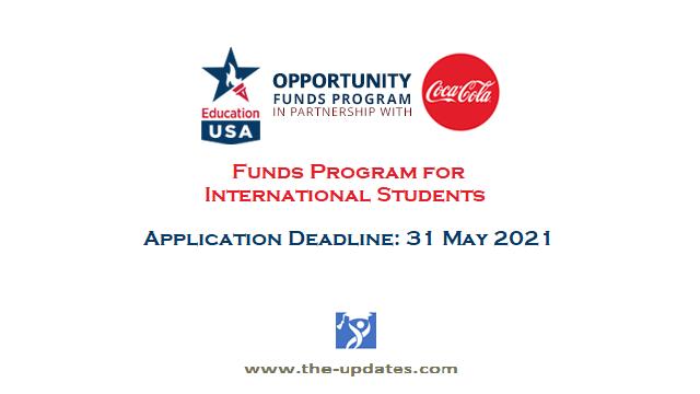 EducationUSA Opportunity Funds Program