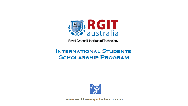 RGIT International Student Scholarship Program Australia 2021