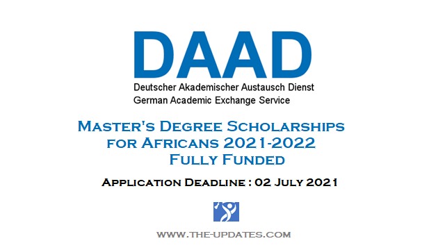 Masters Degree Scholarships for Africans