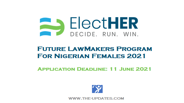 ElectHER Future Lawmakers Programme