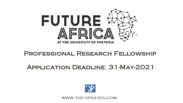 Future Africa Professional Research Fellowships