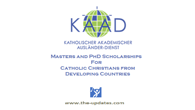 KAAD Masters and PhD Scholarships in Germany
