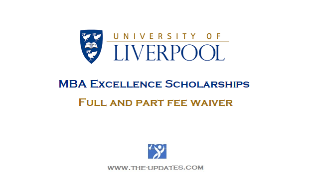 ULMS Liverpool MBA Excellence Scholarship