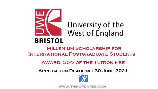 Millenium Scholarship for International Postgraduate Students 2021-2022
