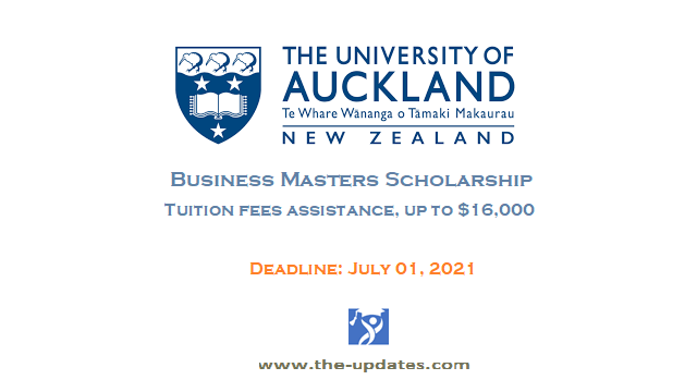 Business Masters Scholarship