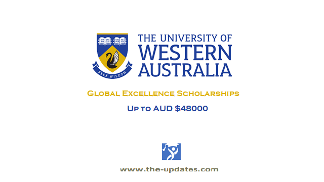 The Global Excellence Scholarship at the University of Western Australia 2022
