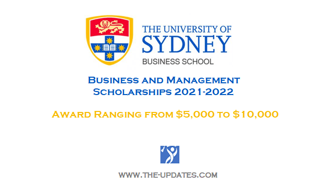 Business-and-Management-Scholarships-University-of-Sydney-2021-2022