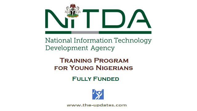 NITDA Traning program Nigeria 2021-2022