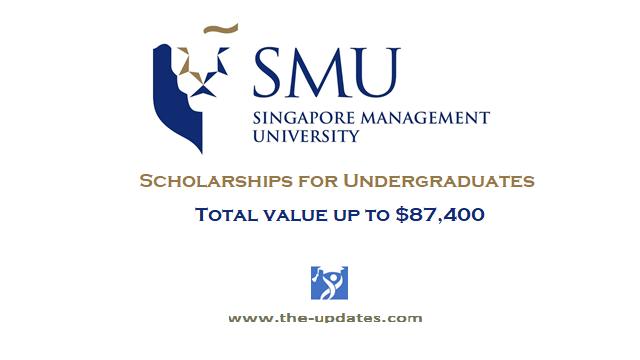 Dato' Kho Hui Meng Scholarship at SMU 2021-2022