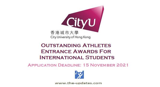 Outstanding Athletes Entrance International Awards Hong Kong