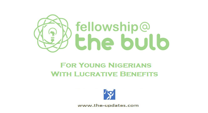the bulb fellowships for young Nigerians