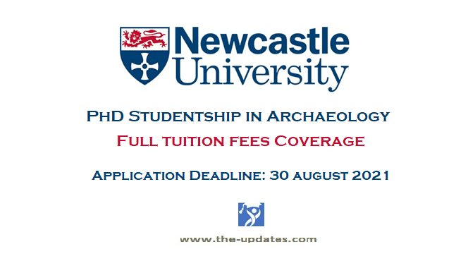 PhD-Studentship-in-Archaeology-at-NUAcT-UK-2021-2022
