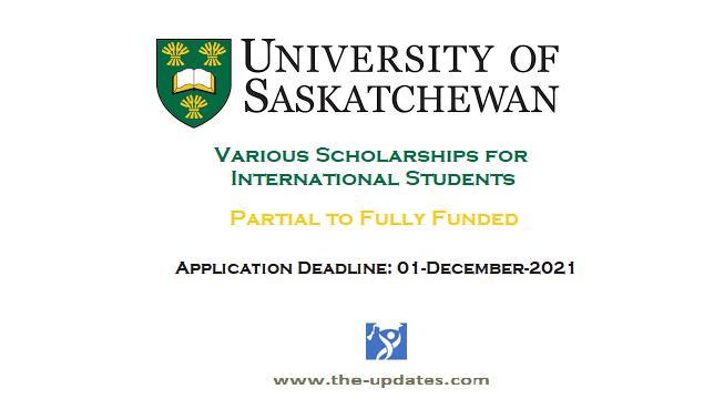Saskatchewan University Scholarships Canada 022