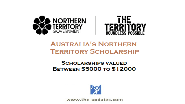 Australian northern territory scholarships