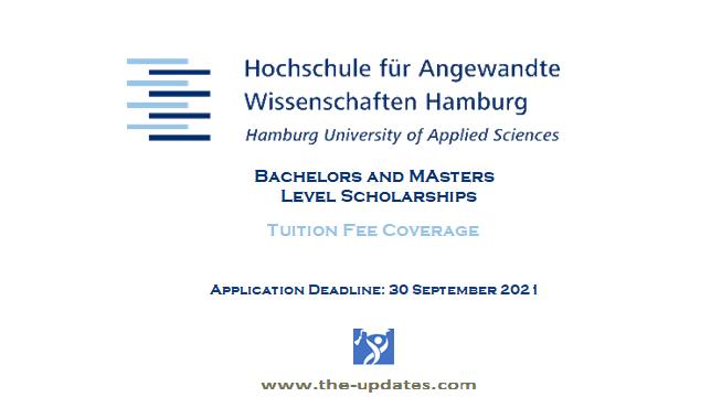 HAW Hamburg Scholarships