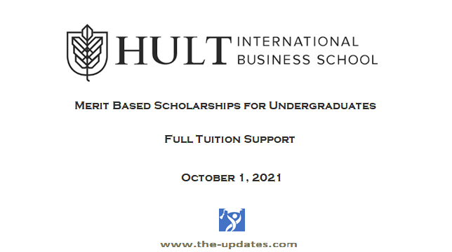 Merit-based Scholarships for Undergraduate Students at Hult International Business School, USA