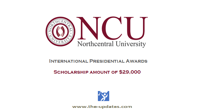 International Presidential Awards at North Central College USA