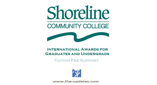 International Awards at Shoreline Community College USA 2021-2022