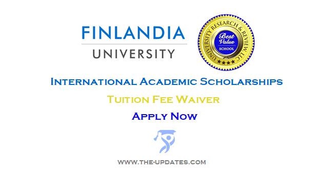 International Academic Scholarships at University of Finlandia USA