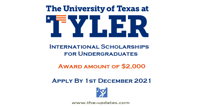 Academic Merit Awards at University of Texas at Tyler USA